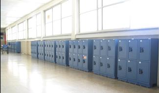 השכרת לוקרים לבית ספר